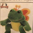 Simplicity 7206 Firffels Stuffed Animal Butterfrog Butterfly and Frog Toy Sewing Pattern