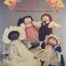 The Original Doll Baby Easy Fashions to Sew 8 outfits, Full size patterns Fibre-Craft FCM107