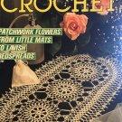 Decorative Crochet Magazine No. 13 January 1990 Home Decor Featuring Mats, Bedspread, Doilies