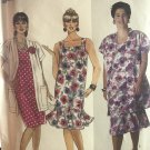 Simplicity 9724 Summer Dress with Kimono sleeve jacket Sewing Pattern size 18 - 24