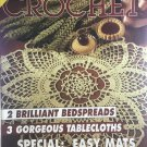 Decorative Crochet Magazine back issue No. 35 September 1993 bedspreads. doilies, tablecloths