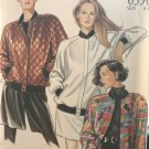 Simplicity New Look 6590 Misses' Bomber Style Jacket Sewing Pattern size 8 - 20