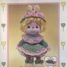 Bubble Gum Crochet doll pattern Lollipop Lane Dumplin Designs CDC401