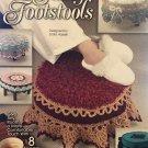Fancy Footstools Annies Attic 874110 Crochet Pattern