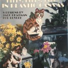 Kitty, Kitty, Kitty  Plastic Canvas Leisure Arts 1341 Tissue Covers, Coasters & More