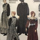 McCalls 4229 Misses Pioneer Prairie Dress and Hat Costume pattern Size Large (18, 20)