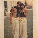 Butterick 4343  Pull-on Drawstring pants size petite waist 32.5 sewing Pattern