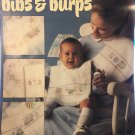 Bibs & Burps Cross Stitch Charts Leisure Arts 819