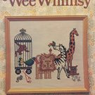 Serendipity Designs Wee Whimsey Cross Stitch Pattern by Carolyn Meacham