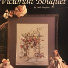 Leisure Arts Victorian Bouquet Counted Cross Stitch Leaflet 521 by Paula Vaughn
