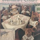 Crocheted Miniature Collars Leisure Arts 928 Crochet Pattern For home decor, dolls & Teddy Bears
