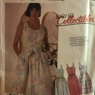 McCall's 2459 Misses' Dress and Sash Sewing Pattern size 14