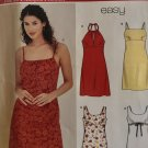 New Look 6860 Misses' Easy Dress Sewing Pattern size 6-16