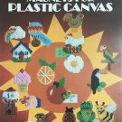 Quick & Easy Magnets for Plastic Canvas Leisure Arts Leaflet 226 19 designs Anne Van Wagner Young