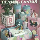 Projects for Baby in Plastic Canvas 14 projects Leisure Arts 206