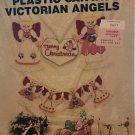Plastic Canvas Victorian Angels Leaflet 137 Needlecraft Ala Mode
