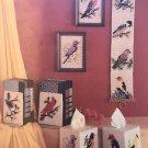 Birds for Plastic Canvas Leaflet 30, Shirley Shirley Originals