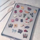 Kitchen Magnets for Plastic Canvas Leaflet 15, Shirley Shirley Originals
