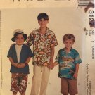 McCall's 3127 Child's shirt and Pants Sewing Pattern size 3 - 6