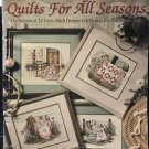 Paula Vaughan's Quilts for All Seasons Leisure Arts leaflet 2539.