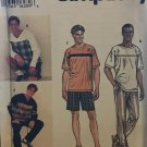 Simplicity 9326 Men's Separates Sewing Pattern size 38 - 44