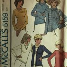 McCall's 5159 MISSES' SET OF SWEATERS FOR UNBONDED STRETCHABLE KNITS Sewing Pattern size 14 16