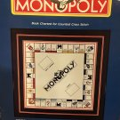 Monopoly Gameboard to Scale Book Charted for Counted Cross Stitch Pattern C & L Crafts
