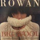 Rowan Big Wool Thirteen designs by Kim Hargreaves Knitting Pattern