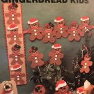 Plastic Canvas Gingerbread Kids Pattern Needlecraft Ala Mode Crafts
