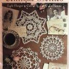 Antique Doilies Crochet Patterns Leisure Arts 2043 Designed by Lucille LaFlamme