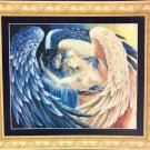 Diana Allaire Day Surrendering to Night Cross Stitch Chart Kustom Crafts Inc.99143