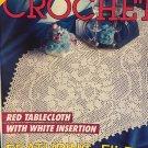 Decorative Crochet Magazine back issue No. 30 November 1992 Featuring Filet Crochet, Doilies