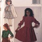 Butterick 3094 Girls' Cape and Dress Sewing Pattern size 12 - 14