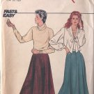Butterick 4641 Misses' Skirts Sewing Pattern size 14 16 18
