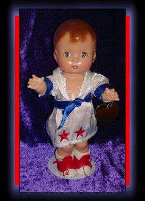 Gorgeous Antique Effanbee Vintage Candy Kid Doll