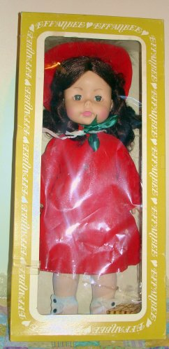 Collectible Effanbee Doll Hattie Holiday Mint In Box