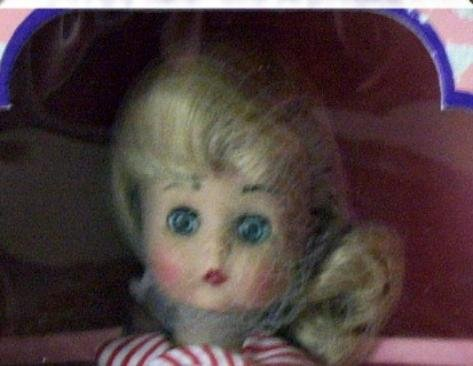 Collectible Vintage Effanbee Doll Lil Innocence Mint in Box