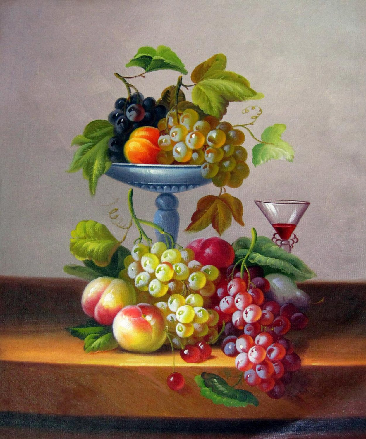 Fruit 20x24 in. stretched Oil Painting Canvas Art Wall Decor modern030