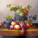 Fruit 20x24 in. stretched Oil Painting Canvas Art Wall Decor modern042
