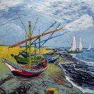 Rep. Vencent Van Gogh 36x48 in.  Oil Painting Canvas Art Wall Decor modern19D