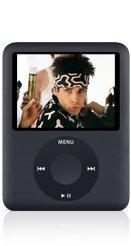 iPod nano, 8GB - Black