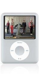 iPod nano, 8GB - Silver