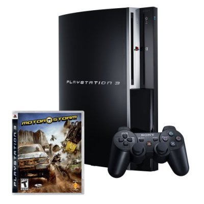 PlayStation 3 80GB Motorstorm Pack