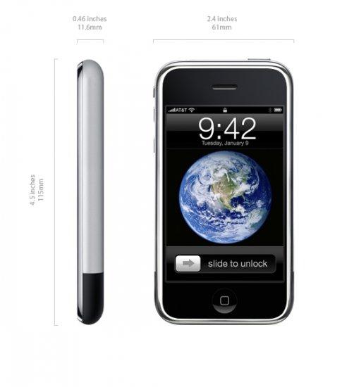 8GB iPhone