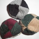 Patchwork Hacky sacks