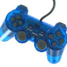 PS2 Controller Blue (Generic) (PlayStation 2)