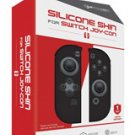 Nintendo Switch Joy-Con Neo Black Silicone Skin 2 PK