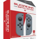 Nintendo Switch Joy-Con Neo Gray Silicone Skin 2 PK