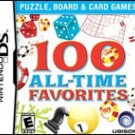 100 All-Time Favorites (Nintendo DS)