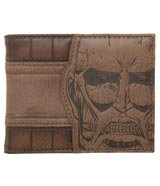 Attack on Titan Colossal Titan Bi-Fold Wallet